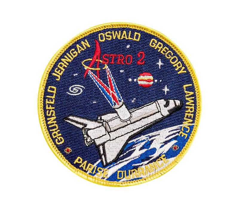 外太空臂章